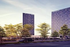 RESIDENTIAL AND COMMERCIAL PROJECT / ISTANBUL